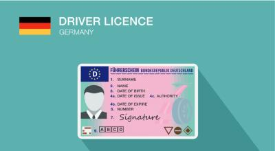 How Long Can You Drive With Your Licence in Germany