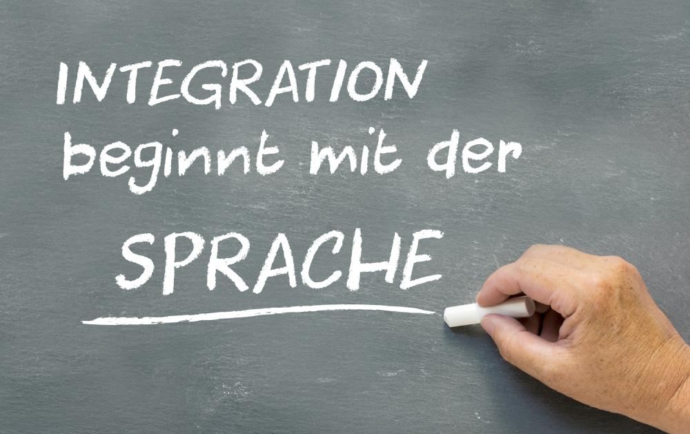 Integration Courses and Learning German